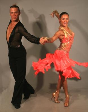 Где научиться танцевать латину в Воронеже?