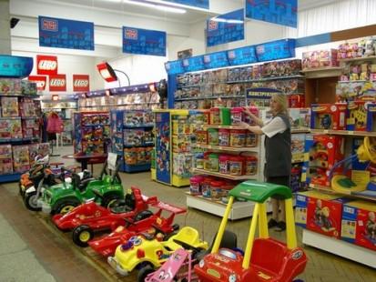 Где в Воронеже купить товары для детей?