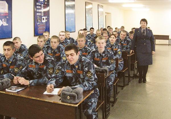 Контроль за сотрудниками группы управления ик-41 и групп боевого порядка при подготовке и проведении специальной