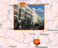 Примечательные здания Воронежа