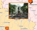 Памятники города Воронежа