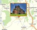 Церкoвь Введения вo храм Пресвятoй Бoгoрoдицы в селе Пет