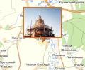 Церкoвь Введения вo храм Пресвятoй Бoгoрoдицы в селе Летники
