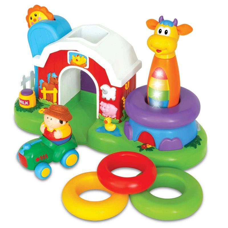 Где купить развивающие игрушки в Воронеже?