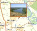 Река Богучар