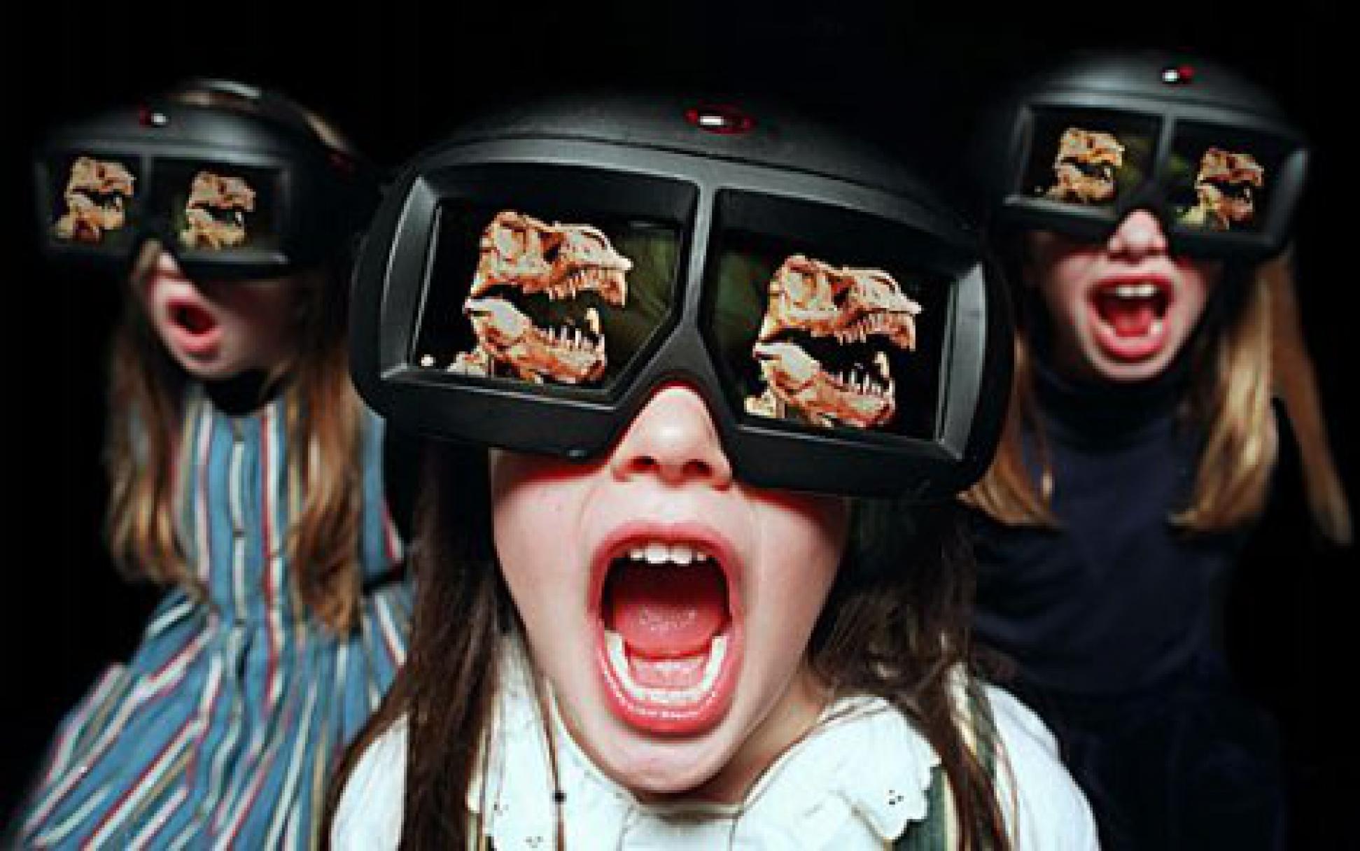 Где купить 3D очки в Воронеже?