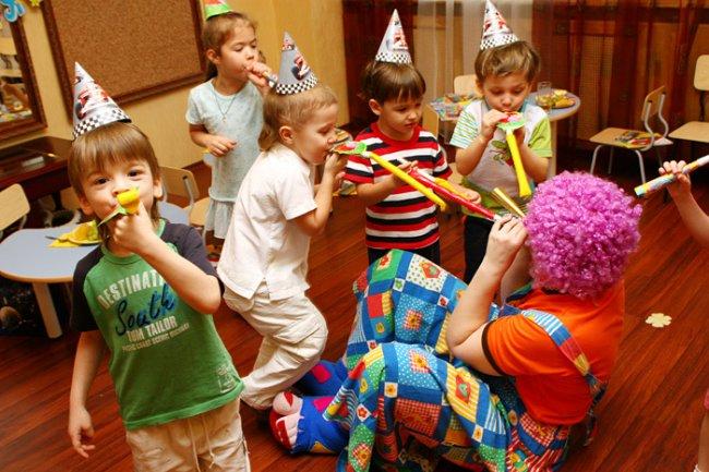 Где отметить день рождения ребенка в Воронеже?