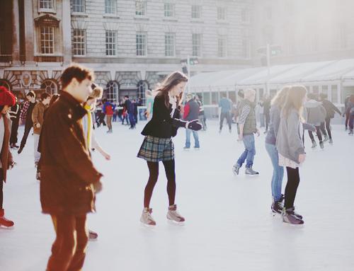 Где покататься на коньках в Воронеже? Катки Воронежа.