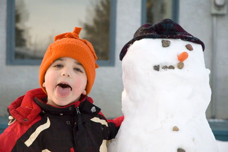 Куда отправить ребенка на зимние каникулы в Воронеже