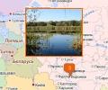 Озера Воронежа