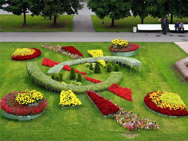 Где оказывают услуги по ландшафтному дизайну в Воронеже