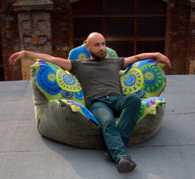 Бескаркасная мебель в Воронеже