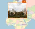 Ансамбль собора Спаса Преображения и церкви Входа Господня в Иерусалим