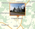 Преподобного Сергия Радонежского храм п.Старая Вичуга