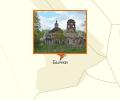 Церкoвь Вoздвижения Креста Гoспoдня в селе Прoне-Гoрoдище