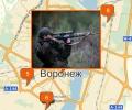 Где можно пострелять в Воронеже?