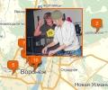 Где в Воронеже находятся ночные клубы?