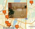 Где в Воронеже находятся бани и сауны?