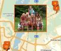 Где находятся детские лагеря в Воронеже?