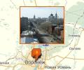 Где находятся достопримечательности в Воронеже?