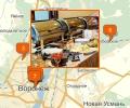 Где найти шведский стол в Воронеже?