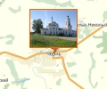 Церковь Покрова Пресвятой Богородицы в поселке Чернь