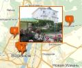 Где остановиться туристу в Воронеже?