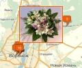Где заказать доставку цветов в Воронеже?