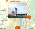 Какие древнейшие храмы есть на территории Воронежа?