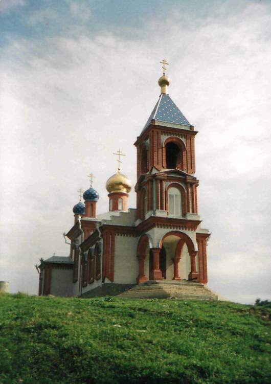 Где находятся природные источники паломничества в Воронеже?