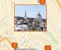 Николаевский Черноостровский монастырь г. Малоярославец