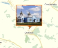 Храм святых бессребреникoв Кoсмы и Дамиана