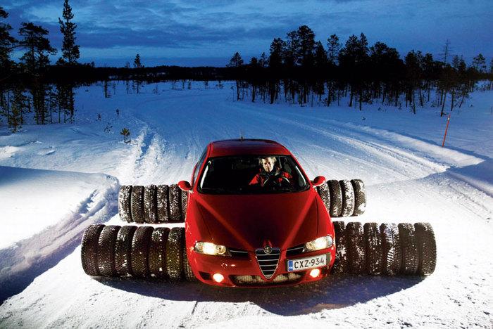 Где купить зимние шины в Воронеже?