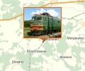 Железнодорожная станция Присельская