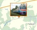 Железнодорожная станция Свищево