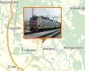 Железнодорожная станция Азотная