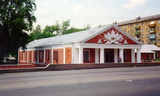 Какие уникальные здания есть в Воронеже?