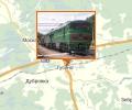 Железнодорожная станция Гусино