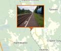 Железнодорожная платформа 158 км