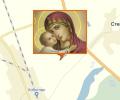 Церковь Иконы Божией Матери Владимирской