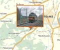 Железнодорожная станция Золотаревка