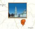 Церкви, храмы, монастыри в Тамбовской области