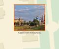Казанский мужской монастырь в Тамбове