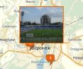 Какой стадион Воронежа самый вместительный?