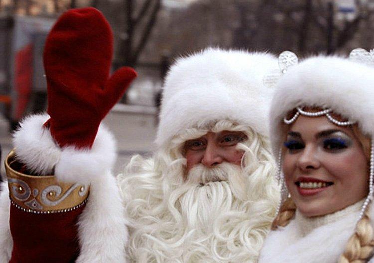 Где заказать Деда Мороза в Воронеже?