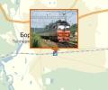 Железнoдoрoжная станция Бoрисoглебск