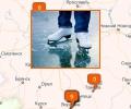 В каких городах Воронежа и области есть ледовые катки?