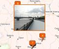 Набережные Воронежа: где погулять жителю города?