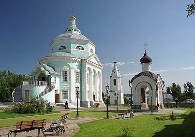 Какие женские и мужские монастыри есть в Воронеже?