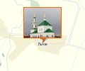 Троицкий храм села Льгов